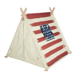 Pacific Play Tents Americana a Frame Play Teepee