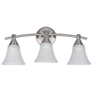 Winston Porter Kimbrell 3-Light Vanity Light