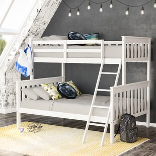 Savings Rowley Twin Over Full Bunk Bed by Viv + Rae Reviews (2019) & Buyer's Guide