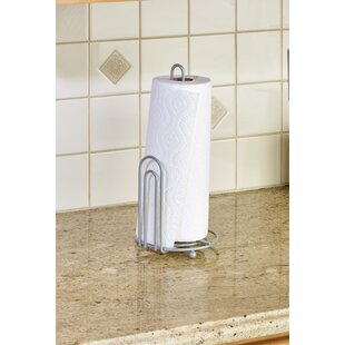 Deluxe Free-Standing Paper Towel Holder