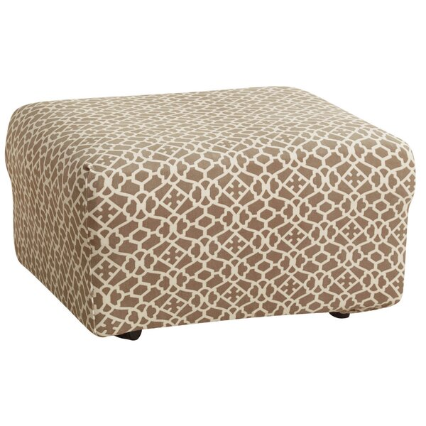 Incredible Ottoman Slipcovers Gmtry Best Dining Table And Chair Ideas Images Gmtryco