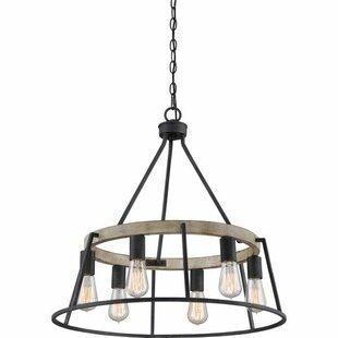 Dillman 6-Light Foyer Pendant by Williston Forge