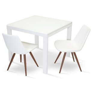 Yumanmod Gigi Genuine Leather Upholstered Dining Chair