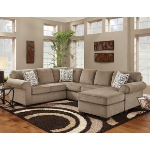 Melvina Reversible Sectional by Red Barrel Studio Amazing