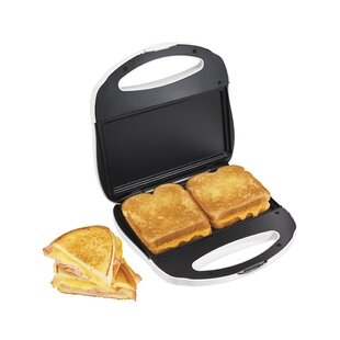 Proctor Silex Sandwich Maker with Lid