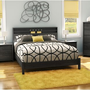 South Shore Tao Queen Platform Bed