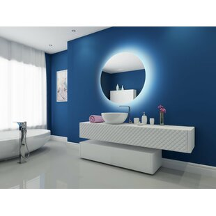 Vesper Original Bathroom/Vanity Mirror ByLatitude Run
