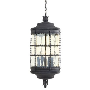 Calem 5-Light Outdoor Hanging Lantern