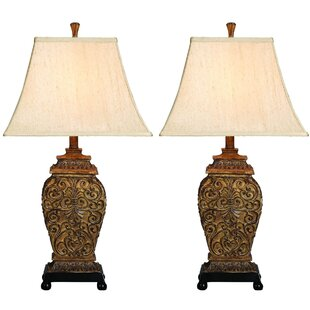 Allwood Palace of Versailles 30 Table Lamp (Set of 2)