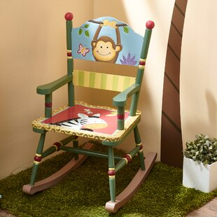 Sunny Safari Rocking Chair by Fantasy Fields Teamson