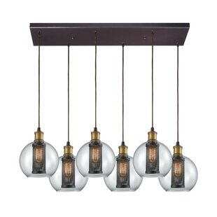 McEwan 6-Light Pendant by 17 Stories