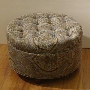 Swigert Tufted Storage Ottoman..