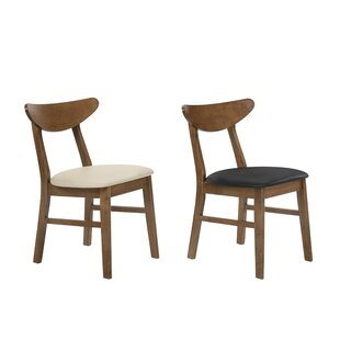 Gilbertson Pointed Back Dining Chair (Set..