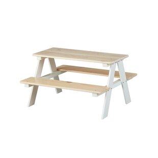 Check Price Aticus Children's Picnic Bench