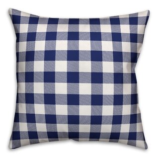 Hyslop Buffalo Check Throw Pillow