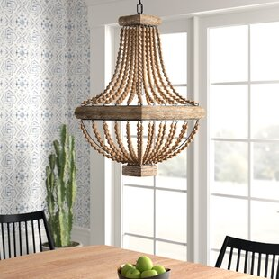 Mistana Brisa 1-Light Bowl Pendant