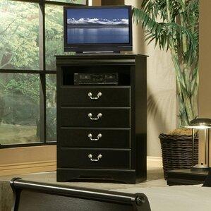 Regency 4 Drawer Media Chest by Sandberg Furniture