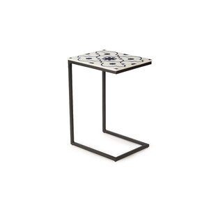 Redwine End Table by Bloomsbury Market