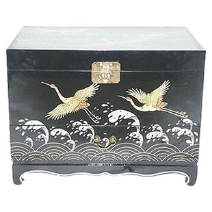 World Menagerie Camille Cranes Flight Trunk