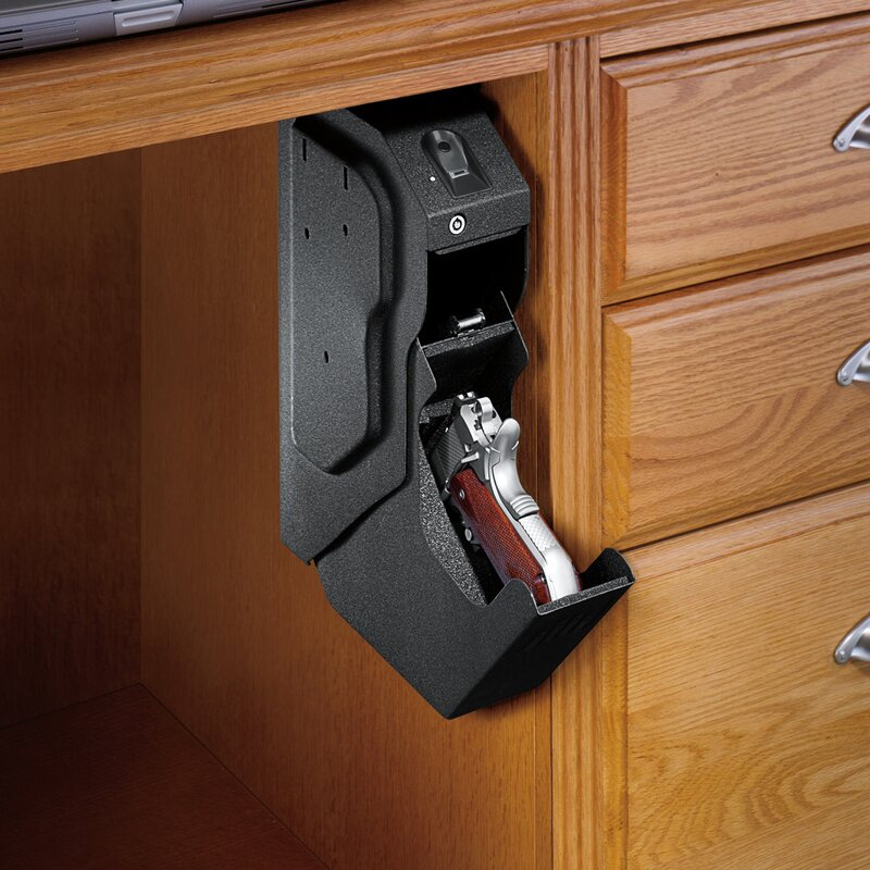 SpeedVault Biometric Lock Gun Safe