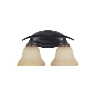 Sparland 2-Light Vanity Light by Andover Mills