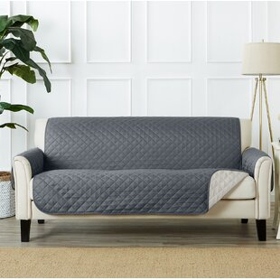 Box Cushion Sofa Slipcover By Red Barrel Studio
