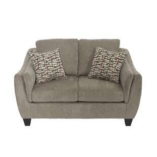 Serta Bartlett Loveseat by Ivy Bronx New Design