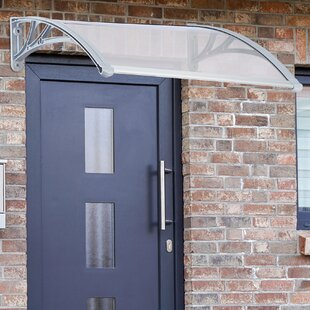 W 8.3 X D 6.5m Door Awning By Symple Stuff