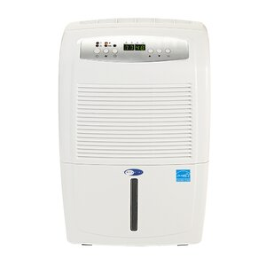 Energy Star 70 Pint Portable Dehumidifier with Casters