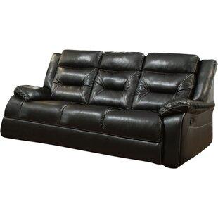 Simmons Upholstery Elmhurst Power Double Motion Reclining Sofa
