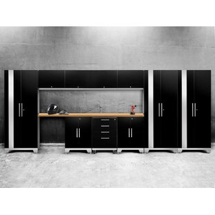 Performance 2.0 12 Piece Storage Cabinet Set by NewAge Products