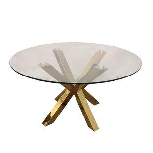 Everly Quinn Leech Dining Table