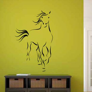Ellie Horse Wall Decal