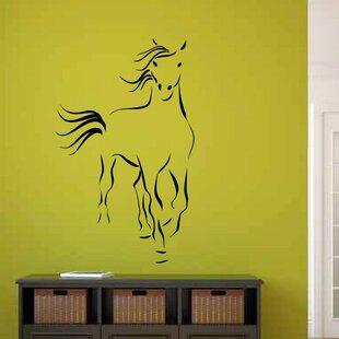 Merveilleux Ellie Horse Wall Decal