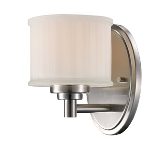Comparison Wedgewood 1-Light Wall Sconce By Darby Home Co