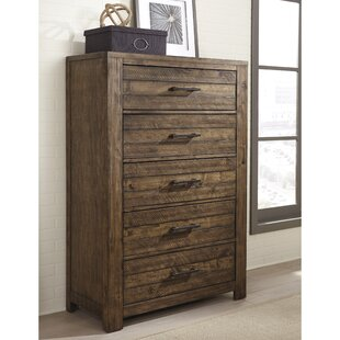 Best Reviews Emst 5 Drawer Chest by 17 Stories