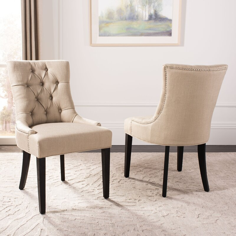 Willa Arlo Interiors Abby Tufted Upholstered Side Chair In Antique Gold Reviews Wayfair,Best Places To Travel In November 2020 Usa
