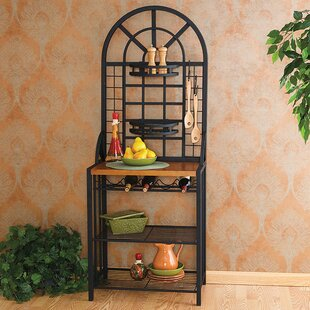 Berkshire Steel Baker's Rack by Wild..