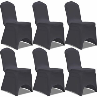 Patio Chair Covers (Set Of 6) By WFX Utility