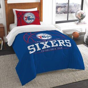 NBA Reverse Slam 2 Piece Twin Comforter Set