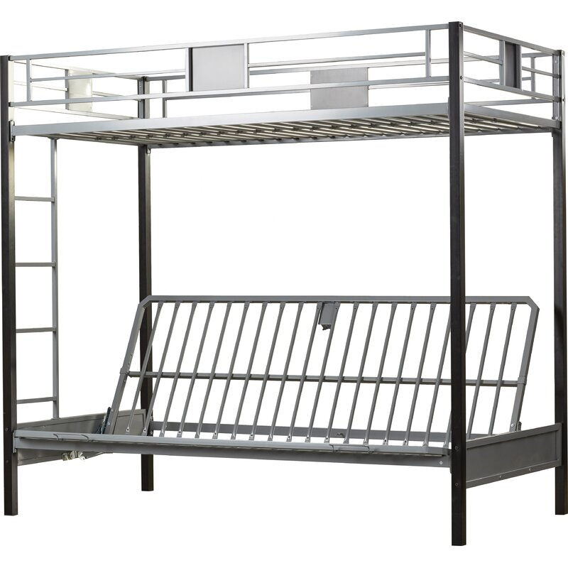 brand new 2787a a1f0c Elya Twin Over Full Futon Bunk Bed