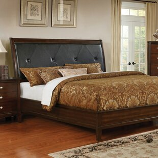 Israel Upholstered Panel Bed
