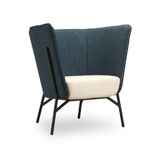 Brayden Studio Seidel Barrel Chair