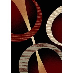 Searching for Evolution Multi-Colored Area Rug ByHome Dynamix