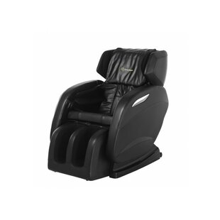 Latitude Run Reclining Full Body Heated/Zero Gravity Massage Chair