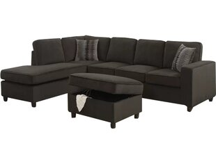 Barksdale Reversible Sectional with Ottoman