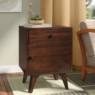 Bodie 1 Drawer 1 Door Accent Cabinet by George Oliver