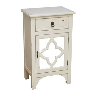 Launcest 1 Door Accent Cabinet