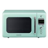 Retro 18'' 0.7 cu. ft. Countertop Microwave