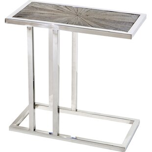 Elijah End Table by Interlude Discount
